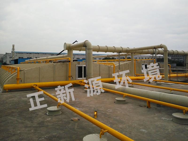 ZW曝气器-常州龙澄污水处理厂